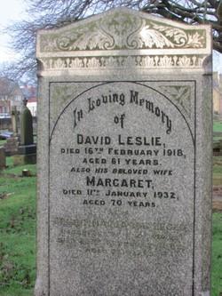 Margaret Leslie