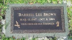 Darrell Lee Brown