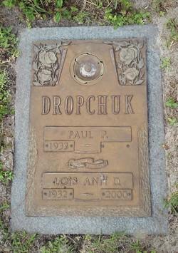 Lois Ann <I>Dobson</I> Dropchuk