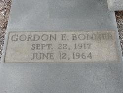 Gordon E Bonner