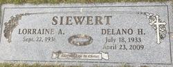 Delano H Siewert
