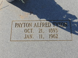 Payton Alfred Tyson