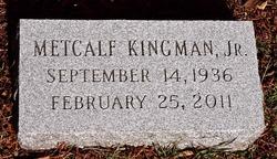 Metcalf Kingman, Jr.