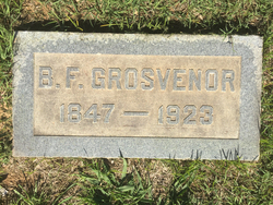 B. F. Grosvenor