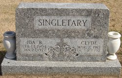 Ida B Singletary