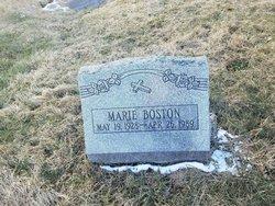 Marie Boston