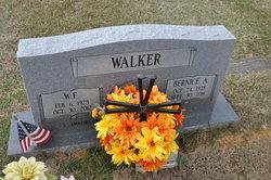 Bernice <I>Anthony</I> Walker