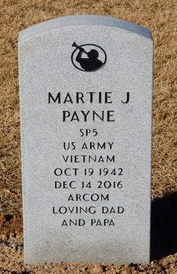 Martie John Payne