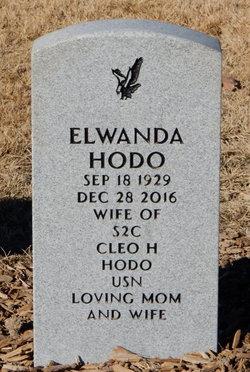 Elwanda Hodo
