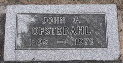 John G. Ofstedahl