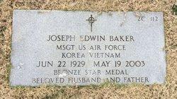 Joseph Edwin Baker