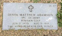 Derek Matthew Adamson