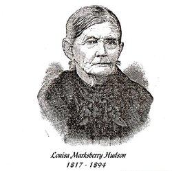 Louisa <I>Marksberry</I> Hudson