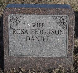 Rose <I>Ferguson</I> Daniel