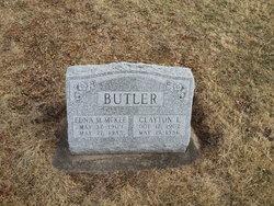 Edna M. <I>McKee</I> Butler