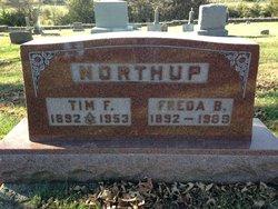 Freda Bertha <I>Hedinger</I> Northup