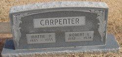 Mattie Pearl Carpenter