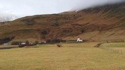 Ásólfsskálakirkjugarður