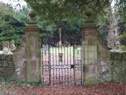 Lecropt Old Churchyard