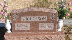 Dorcas S. Nicholson