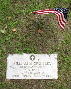 SMN William Michael Crowley