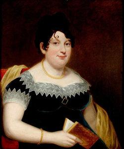 Catharine <I>Gordon</I> Byron