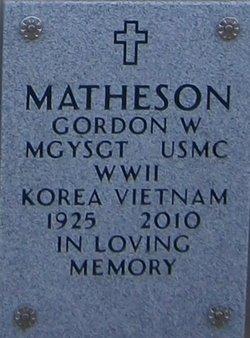 Gordon Wesley Matheson