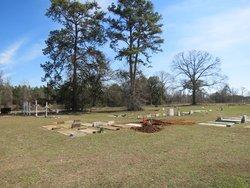 McAfee Grove Baptist Church Cemetery