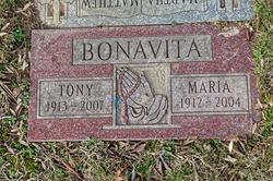 Maria Josephine <I>Tomei</I> Bonavita