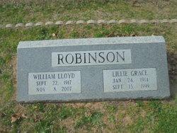 William Lloyd Robinson