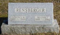 William Franklin Rensberger