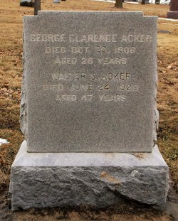 George Clarence Acker