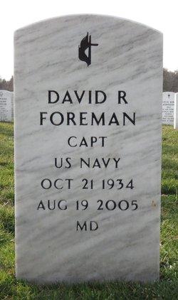 David Ross Foreman