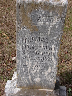 Thomas A Armstrong