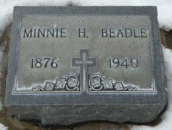 Minnie <I>Huser</I> Beadle