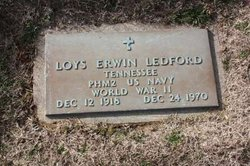 Loys Erwin Ledford