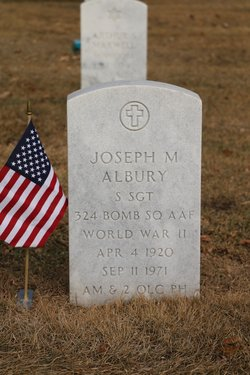 Joseph Michael Albury