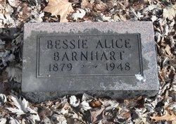 Bessie Alice Barnhart