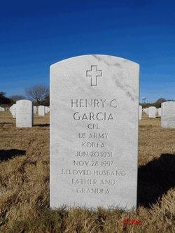 Henry C Garcia
