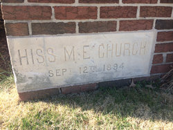 Hiss United Methodist Church Cemetery