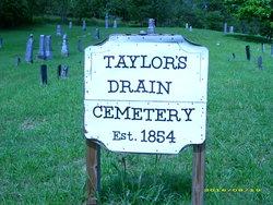 Taylor Drain Cemetery