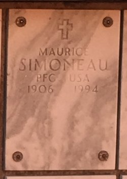 Maurice Simoneau