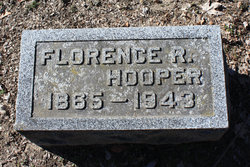 Florence R Hooper