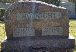 Anna Mae <I>Powell</I> McKnight