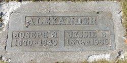 Joseph Bullen Alexander