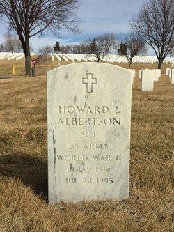 Howard L Albertson