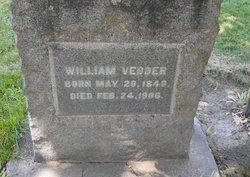 William Vedder