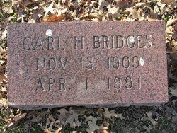 Carl H Bridges