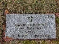 David George Devine