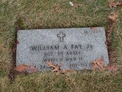 William A Fay, Jr
